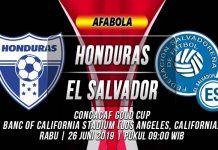 Prediksi Honduras vs El Salvador