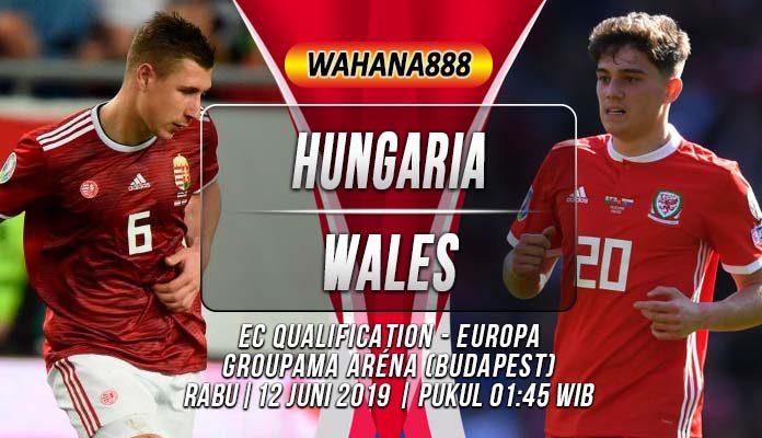 Prediksi Hongaria vs Wales