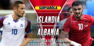 Prediksi Islandia vs Albania