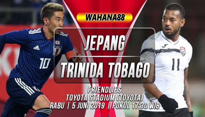 Prediksi Japan vs Trinidad Tobago