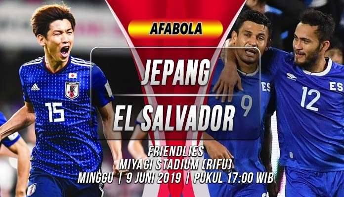 Prediksi Jepang VS El Salvador