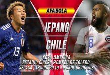 Prediksi Jepang vs Chile