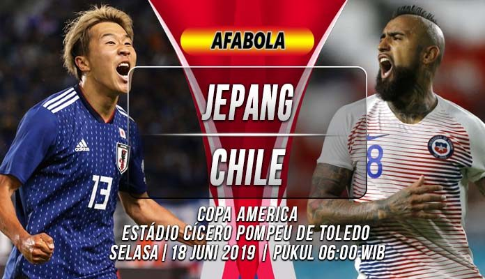 Prediksi Jepang vs Chili