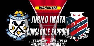 Prediksi Jubilo Iwata vs Consadole Sapporo