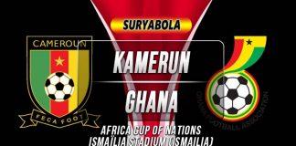 Prediksi Kamerun vs Ghana