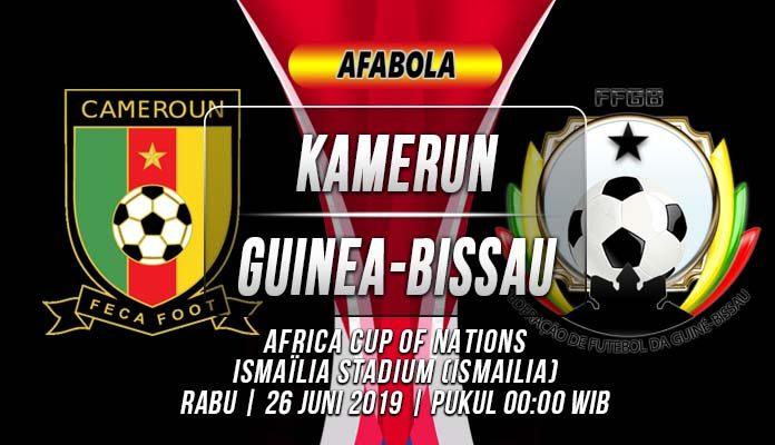 Prediksi Kamerun vs Guinea Bissau