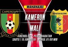 Prediksi Kamerun vs Mali