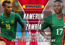 Prediksi Kamerun vs Zambia