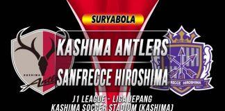 Prediksi Kashima Antlers vs Sanfrecce Hiroshima