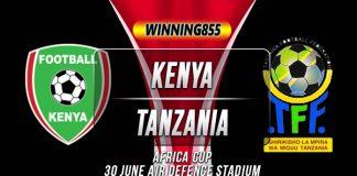 Prediksi Kenya vs Tanzania