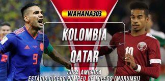 Prediksi Kolombia Vs Qatar