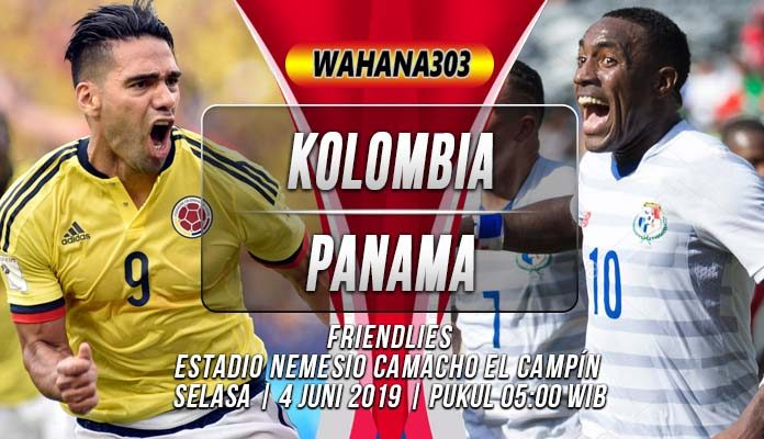 Prediksi Kolombia vs Panama