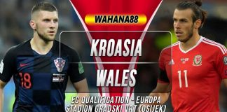 Prediksi Kroasia vs Wales
