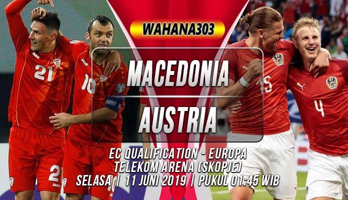 Prediksi Makedonia vs Austria