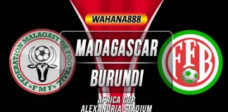 Prediksi Madagascar vs Burundi