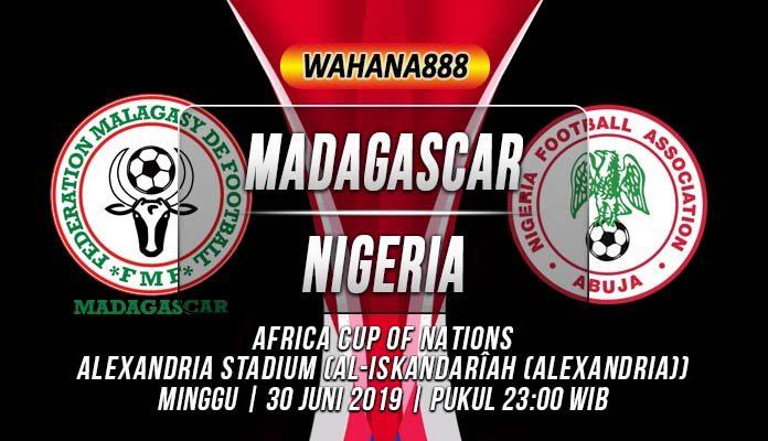 Prediksi Madagascar vs Nigeria