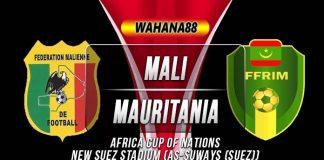 Prediksi Mali vs Mauritania