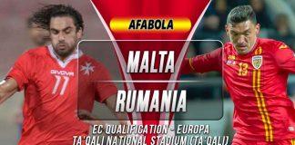 Prediksi Malta vs Rumania