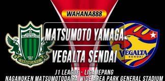 Prediksi Matsumoto Yamaga Vs Vegalta Sendai