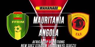 Prediksi Mauritania vs Angola