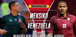 Prediksi Meksiko Vs Venezuela