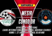 Prediksi Mesir vs Congo DR