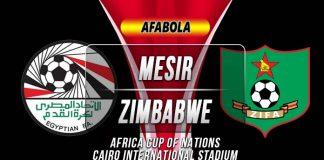 Prediksi Mesir vs Zimbabwe