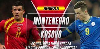 Prediksi Montenegro vs Kosovo