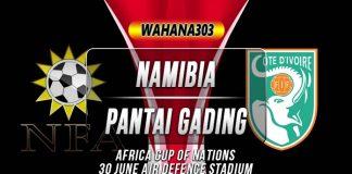 Prediksi Namibia Vs Pantai Gading
