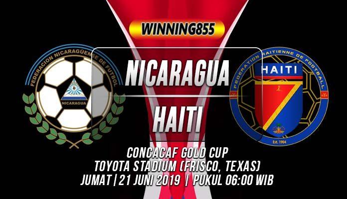 Prediksi Nicaragua vs Haiti