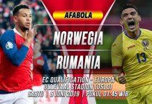 Prediksi Norwegia vs Rumania