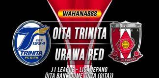 Prediksi Oita Trinita vs Urawa Reds