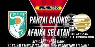 Prediksi Pantai Gading vs Afrika Selatan