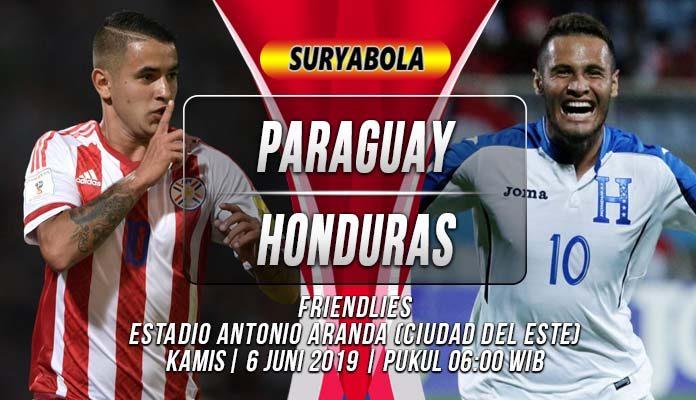 Prediksi Paraguay vs Honduras