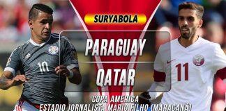 Prediksi Paraguay vs Qatar