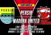 Prediksi Persib vs Madura United