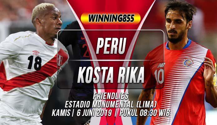 Prediksi Peru vs Kosta Rika