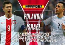 Prediksi Polandia vs Israel