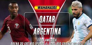 Prediksi Qatar vs Argentina