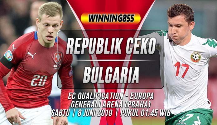 Prediksi Republik Ceko vs Bulgaria