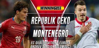 Prediksi Republik Ceko vs Montenegro