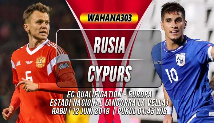 Prediksi Rusia vs Siprus
