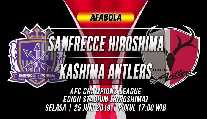 Prediksi Sanfrecce Hiroshima vs Kashima Antlers