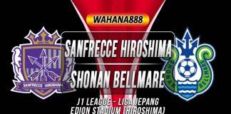 Prediksi Sanfrecce Hiroshima vs Shonan Bellmare