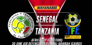 Prediksi Senegal vs Tanzania