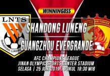 Prediksi Shandong Luneng vs Guangzhou Evergrande