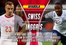 Prediksi Swiss vs Inggris