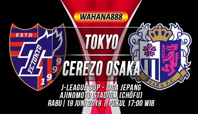 Prediksi Tokyo vs Cerezo Osaka