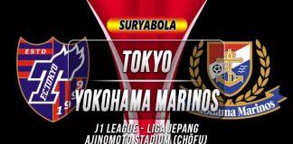 Prediksi Tokyo vs Yokohama Marinos