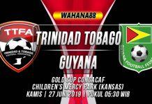 Prediksi Trinidad Tobago vs Guyana